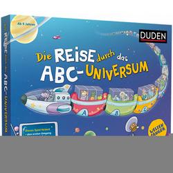 DUDEN Die Reise durch das ABC-Universum, bunt - bunt