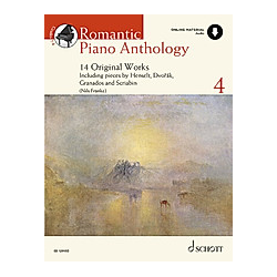 Romantic Piano Anthology - Buch