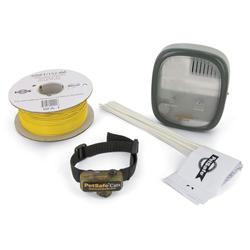 Petsafe PCF-1000-20 Deluxe unterirdisches Umzäunungssystem für Katzen