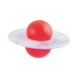 JOHN Hüpfspielzeug Saturnhopper, rot gelb