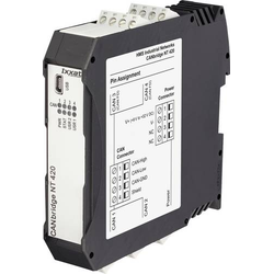 Ixxat 1.01.0331.42000 CANbridge NT420 Canbridge 9 V/DC, 12 V/DC, 24 V/DC, 36 V/DC