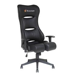 3pc Pcxr3 PC Gaming Chair Black - X Rocker