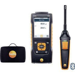 Testo 440 Set RH Luftfeuchtemessgerät (Hygrometer) 0% rF 100% rF