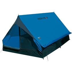 High Peak Hauszelt Minipack, Personen: 2 (Set, mit Transporttasche)