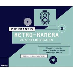 Franzis Verlag Retro-Kamera zum Selberbauen Retro-Kamera ab 14 Jahre