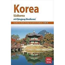 Nelles Guide Reiseführer Korea - Buch