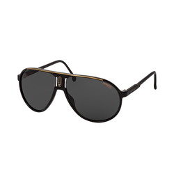 Carrera CHAMPION65 807, Aviator Sonnenbrille, Unisex