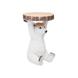 KARE Beistelltisch Beistelltisch Animal Polar Bear