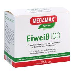 EIWEISS 100 Mix Kombi Megamax Pulver 7X30 g