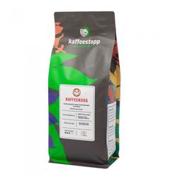 """Kaffeebohnen Kaffeestopp Privatrösterei """"Kaffeekuss"""