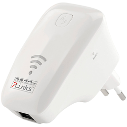 WLAN-Repeater WLR-360.wps mit Access Point, WPS und 300 Mbit/s
