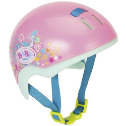 Baby Born Puppen Helm Play & Fun Fahrradhelm