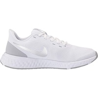 Nike Revolution 5 W white/wolf grey/pure platinum 43