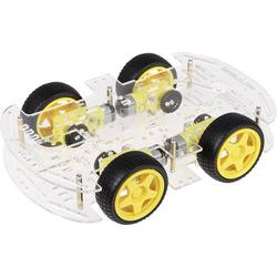 Joy-it Roboter Fahrgestell Arduino-Robot Car Kit 01 Robot03