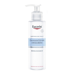EUCERIN DermatoCLEAN Hyaluron Reinigungsmilch 200 ml