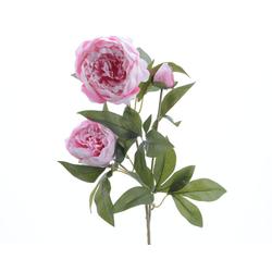 Kunstblume PFINGSTROSE pink (H 75 cm)
