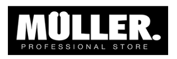 Müller Professional Store