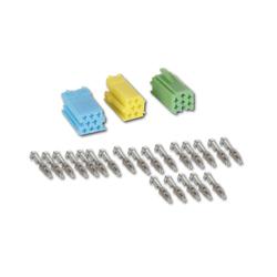 Mini ISO Steckergehäuse Set
