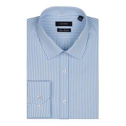 Lavard Blaues Hemd mit Streifen 93051