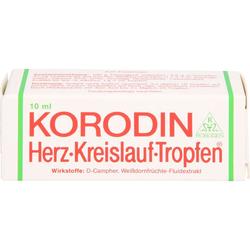 KORODIN Herz-Kreislauf-Tropfen zum Einnehmen 10 ml