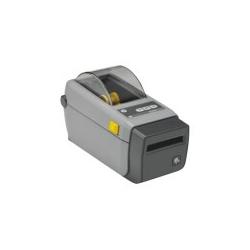 Zebra ZD410 Etikettendrucker Thermopapier 6 cm Rolle 203 dpi bis zu 152 mm/Sek. USB 2.0 USB-Host Abrisskante (ZD41022-D0E000EZ)