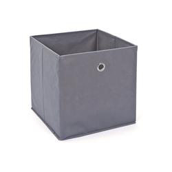 Inter Link Aufbewahrungsbox Faltbox, grün grau