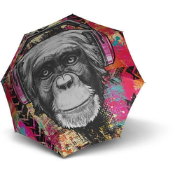 doppler® Stockregenschirm Monkey