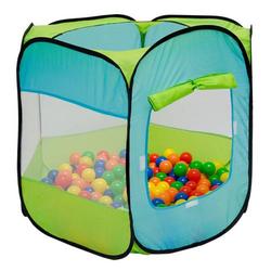 Spielzelt Pop Up Bällebad Zelt Elliot