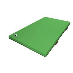 KIGA Turnmatte - 120 x 80 x 6 cm - Grün