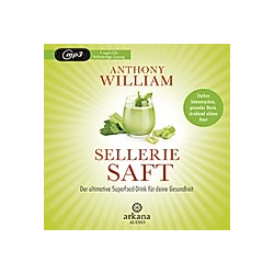 Selleriesaft, 1 Audio-CD, MP3