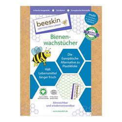 Bienenwachstücher Set - Multi