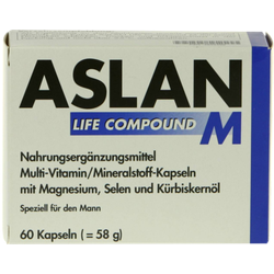ASLAN Life Compound M Kapseln 60 St