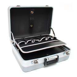 Hartschalen-Koffer Werkzeugkoffer ABS 6+ Elektrikerkoffer leer