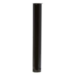 Tauchrohr für Geruchsverschluss Siphon schwarz