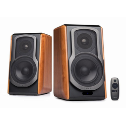 Edifier® Studio S1000DB Bluetooth Regallautsprecher 120Watt Regal-Lautsprecher
