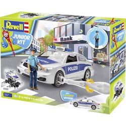 Revell 00820 Polizeiauto mit Figur Automodell Bausatz 1:20