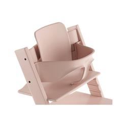 Stokke Hochstuhl Tripp Trapp® BABY SET™, White rosa