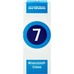 MINERALSTOFF-Creme Nr.7 75 ml
