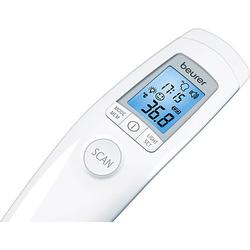 Kontaktloses Thermometer FT 90, weiß