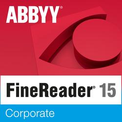 ABBYY FineReader 15 Corporate, 1 użytkownik, WIN, pełna wersja, pobierz