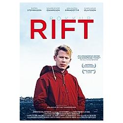 Rift  1 DVD (isländisches OmU) - DVD  Filme