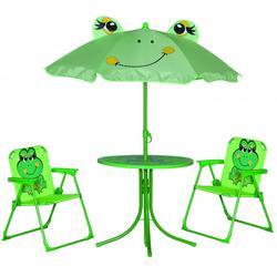 Kindersitzgruppe Froggy(LBH 38x38x51 cm) SIENA GARDEN