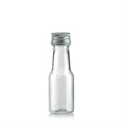 20ml runde PET-Flasche