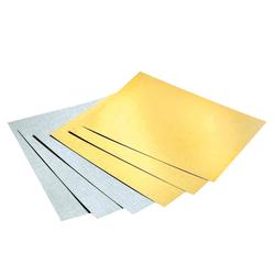 Folia Papierkarton Fotokarton-Block, DIN A4