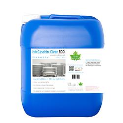 ivb Geschirr Clean ECO 10l, Geschirrspülmittel