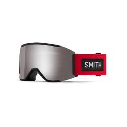 Smith - Squad Mag Ac Tnf Red - Skibrillen