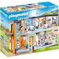 Playmobil City Life Großes Krankenhaus mit Einrichtung 70190