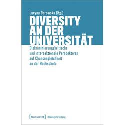 Diversity an der Universität als Buch von