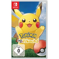 Pokemon: Let's Go, Pikachu! (Nintendo Switch)