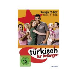 Türkisch für Anfänger Komplett Box (Staffel 1,2 & 3) DVD
